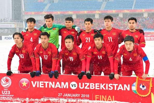 giai bong da u23 quoc te - vietnam